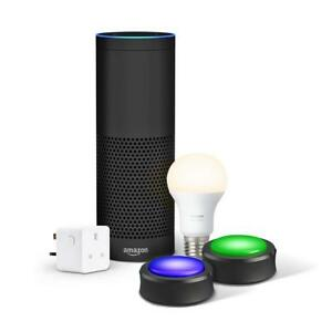 Amazon Eco Plus 1st generación Woox Smart Plug Amazon Echo...