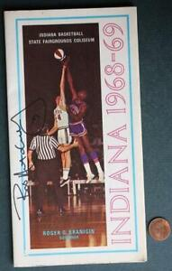 ABA-Indiana-Pacers-All-star-Bob-Netolicky-signed-autographed-1968-Roadmap-NETO