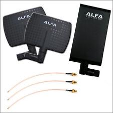 Alfa RP-SMA Antenna Upgrade Kit for the DJI Phantom 3 Standard Quadcopter Drone