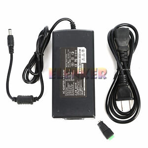 Quality-12V-DC-8A-8-amp-96W-POWER-Supply-ADAPTER-Transformer-for-LED-Strip-CCTV