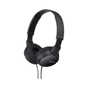 Auriculares Sony Mdrzx110b diadema negro
