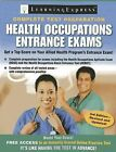 Health Occupations Entrance Exams by LearningExpress LLC (Paperback / softback, 2013)