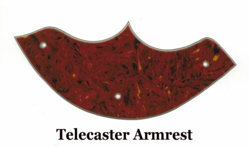 Telecaster Tele Standard Armrest Tortoise 4-Ply made for Fender Project NEW