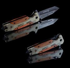 Coltello da Caccia Turistico   TANTO Survival KNIFE Messer 440 C Liner-Lock