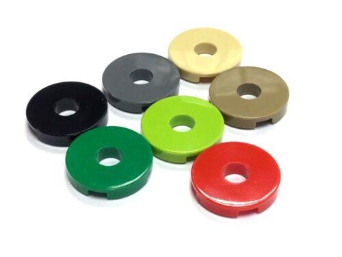 LEGO 15535 2X2 Tile Select Colour Round w Hole FREE P/&P!