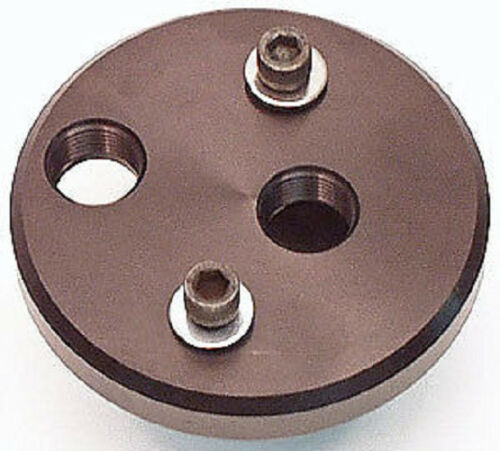 """CANTON REMOTE OIL FILTER ADAPTER CHEVY 1//2/""""NPT INLET OUTLET STRAIGHT PORT 22-580"""