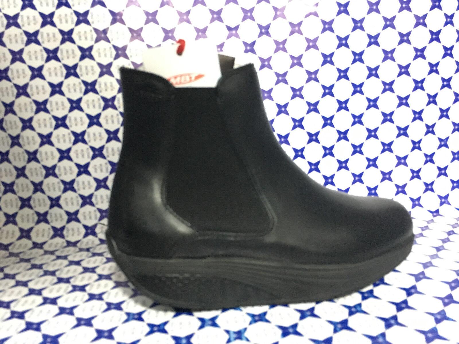 shoes MBT women    SCONTATE  Arusi 6S - black - 700854