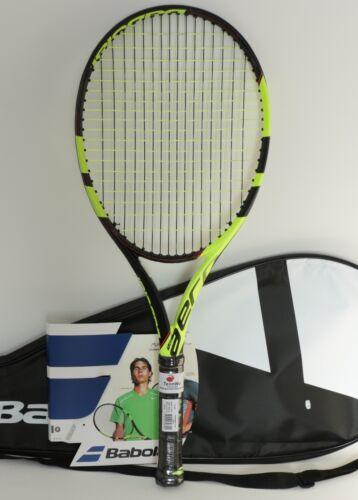 Nadal Tennisschläger: Babolat PURE AERO TOUR mit Design-Besaitung vom Profi*