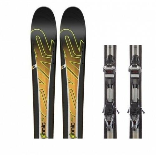 Ski K2 iKonic 85 Ti  + bind. MXC 12 sizes 170 cm  NEW