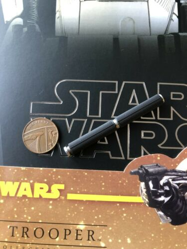 Hot Toys PATTUGLIA ASSOLO di Star Wars Trooper MMS494 Baton Accessorio Loose SCALA 1//6th