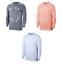 NIKE Wash Uomo Felpa Pullover Maglione Sweater Manica Lunga Scollo Rotondo 04