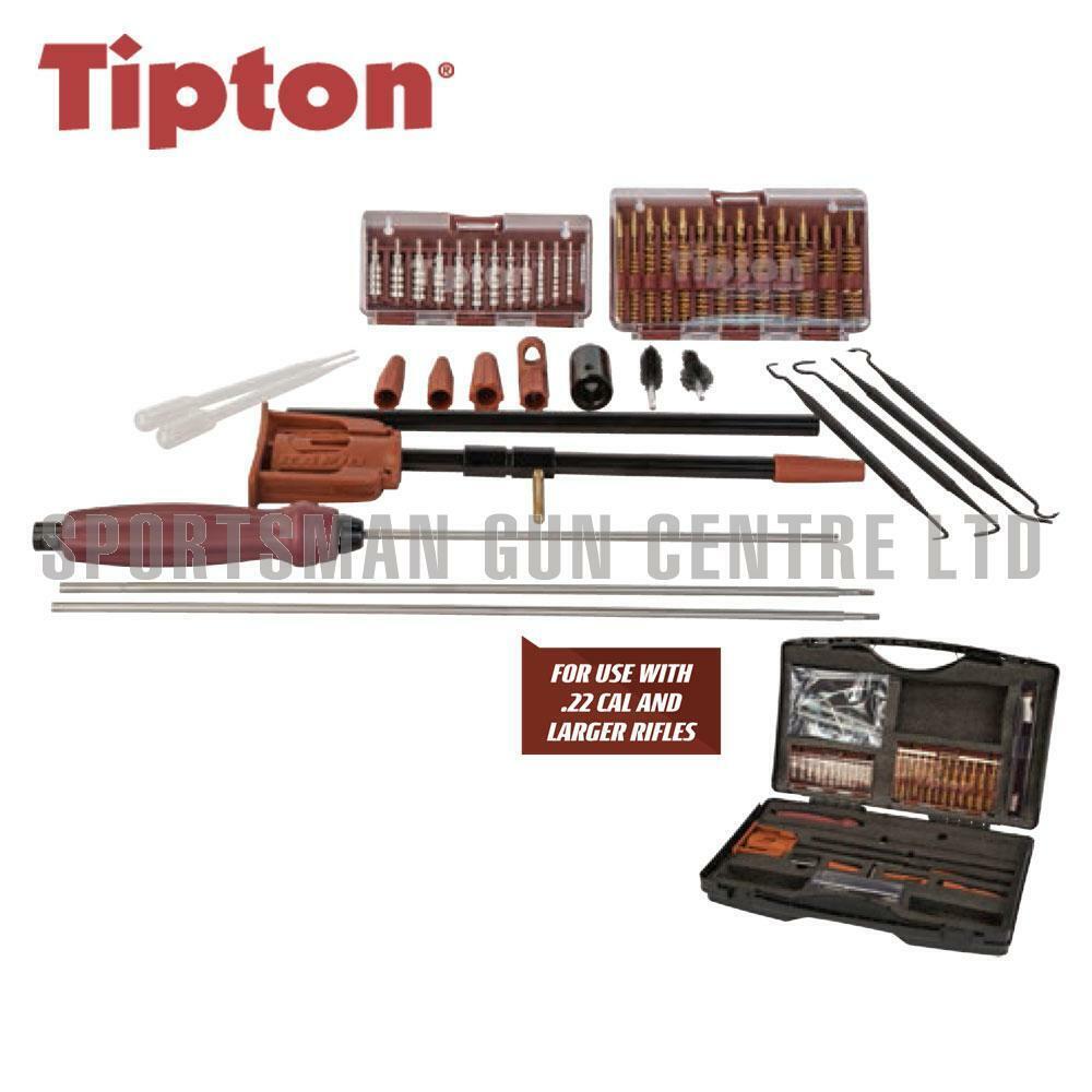 Kit de limpieza de Tipton Ultra