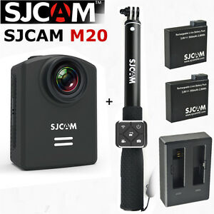 SJCAM-M20-ACTION-CAMERA-SPORT-CAMCORDER-16MP-2160P-HD-4K-VEDIO-REMOTE-BATTERY
