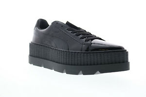 Size 8 - PUMA Fenty Pointy Patent Creeper Black 2017