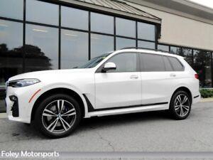 2019 BMW X7 xDrive50i Sports Activity Vehicle