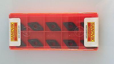 Mit Rechnung! 10 x SANDVIK Wendeplatten DNMG 150608-PF 4315 NEU!