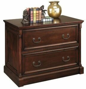 Martin Furniture Mount View 2 Drawer Lateral File Cabinet