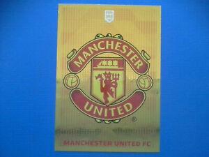 Figurine-Panini-Fifa-365-2019-20-2020-n-67-Logo-Manchester-United