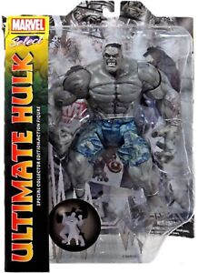 Marvel Select Ultimate Hulk (grey) Figurine d'action