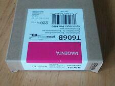 06-2011 GENUINE EPSON T606B MAGENTA 220ml K3 INK STYLUS PRO 4800