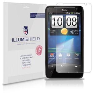 iLLumiShield-Phone-Screen-Protector-w-Anti-Bubble-Print-3x-for-HTC-Vivid