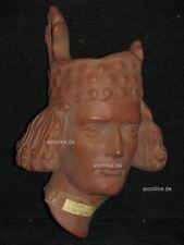+# A013821_10 Goebel Archiv Muster Wandbild Bamberger Reiter LD49 terrakotta