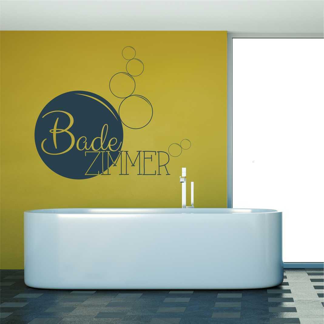 Details zu Wandtattoo Badezimmer Wandsticker Wandaufkleber WC Toilette  Spruch KW10
