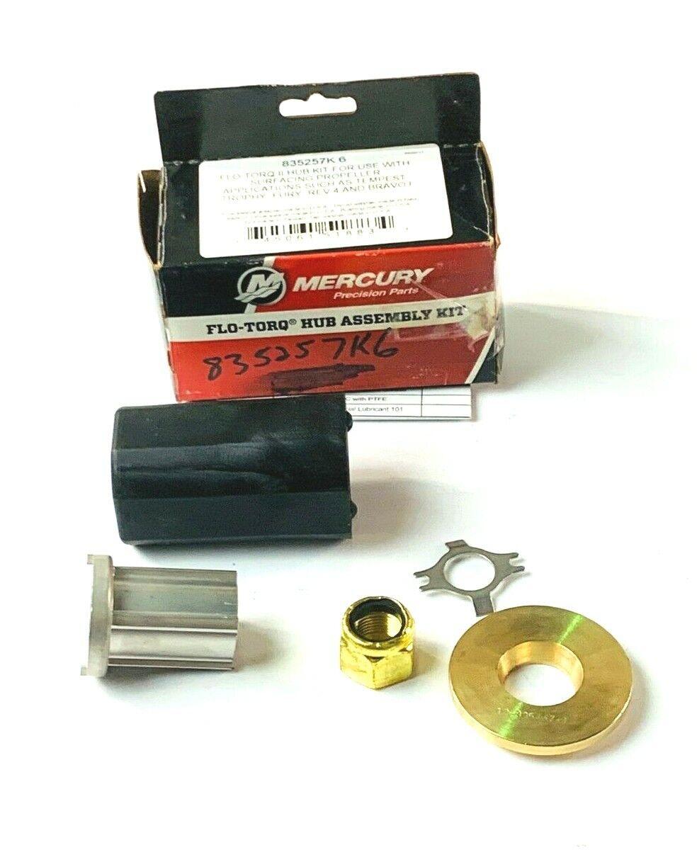 New Mercury Mercruiser Quicksilver Oem Part # 835257K 6 Flo Torq Ii Kit
