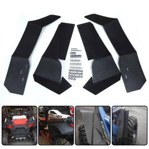 UTV-Extended-Fender-Flares-Mud-Flap-For-Polaris-RZR-4-900-RZR-S-900-1000-2015-19