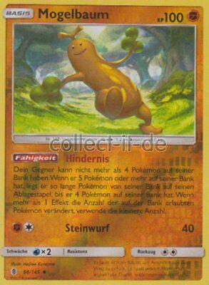 4//145 Lilminip SM2 Stunde der Wächter Reverse Holo Pokemon