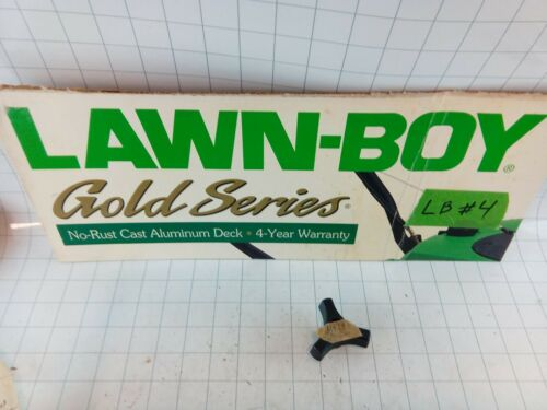 Details about  /Lawn Boy Toro NEW OLD STOCK 614243 Knob FREE S/&H!
