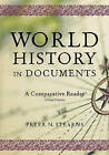 World History in Documents: A Comparative Reader by New York University Press (Paperback, 2008)