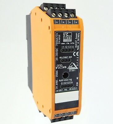 IFM ac2251 AS-i modulo AS-Interface SCIARPA ARMADIO Modulo Module smartl 25 4di 4do T C