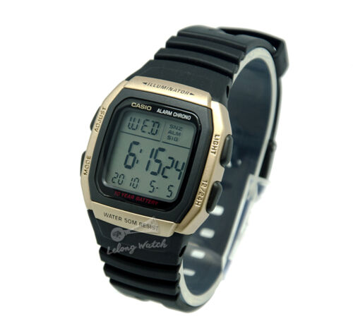 1 of 1 - -Casio W96H-9A Digital Watch Brand New & 100% Authentic