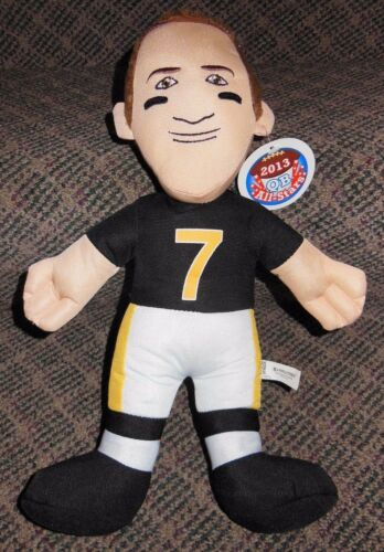 New W// Tags! NFL Quarter Back All-Stars Rally Men Football Plush