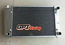 2 Rows  aluminum radiator fit for VW Golf Mk1 1.5 1981-1984 1982 1983