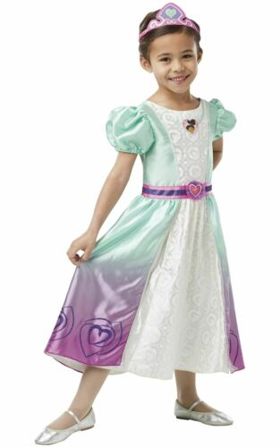 Nella The Princess Knight Girls Fancy Dress Costume Outfit Offical Licensed
