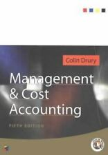 Management and Cost Accounting (Management & Cost Accounting)-ExLibrary