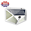114LED Solar Power Light PIR Motion Sensor Security Outdoor Garden Wall Lamp UK!