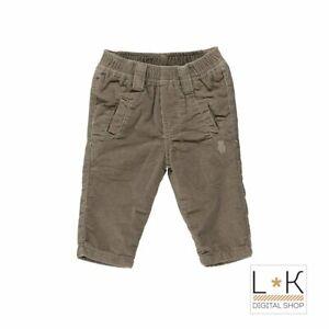 Pantalone-in-Velluto-Beige-Neonato-Minibanda-L630