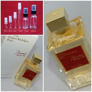 Maison-Francis-Kurkdjian-Baccarat-Rouge-540-Authentic-SAMPLE-2ml-3ml-5ml-10ml
