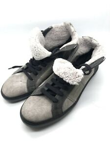 Women's Shoes Pantofola D'Oro Leather Size 39 Color Grey New