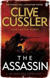 Clive-Cussler-The-Assassin-Tout-Neuf-Livraison-Gratuite-Ru