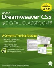 Dreamweaver CS5 Digital Classroom-ExLibrary