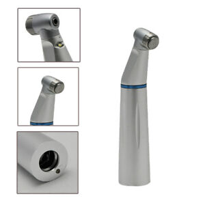 Fiber-Optic-Dental-Slow-Low-Speed-Contra-Angle-Inner-Water-Push-LED-Handpiece-CE