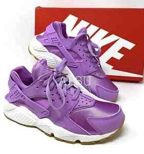 Nike-Air-Huarache-Run-FG-Fuchsia-Glow-Purple-All-Size-Sneakers-Womens-BV1164-500