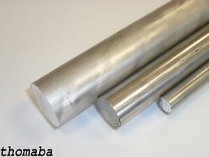 Aluminium Rundmaterial Ø 100 bis 250mm AlMgSi1 Alu Rund Stange Rundstab Ronde