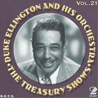 The Treasury Shows Vol.21 von Duke Ellington & His Orchestra (2016)