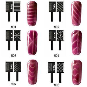 Nail-Art-Lady-3D-Magnet-Stick-for-Cat-Eye-Magnet-Gel-Polish-UV-amp-LED-Manicure-Tool
