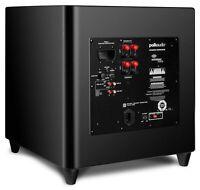 "Polk Audio DSW PRO 660wi 12"" Powered Subwoofer Sub Black DSWPRO660 Brand New"